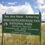 Nxai Pan National Park